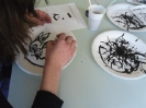Zen-Malerei mit Kindern